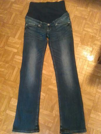 Spodnie ciążowe firmy H&M MAMA, rozmiar 38