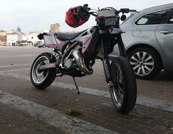 GasGas Ec 125 Supermoto/Supermotard