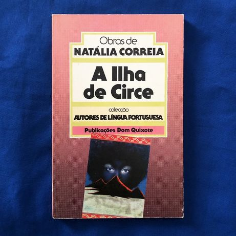 Natália Correia A ILHA DE CIRCE - 1.ª edição