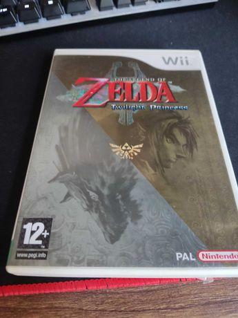 The Legend of Zelda Twilight Princess Wii używana