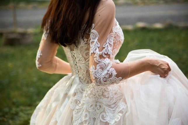 Продам весільне плаття від Оксани Мухи Луцьк