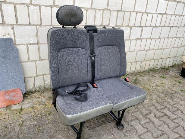 Kanapa Renault Master 2 fotele