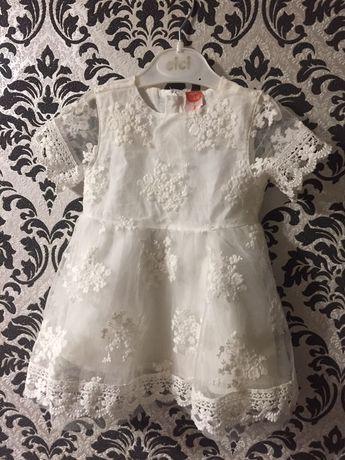 Крестильное платье + подарок!!!
