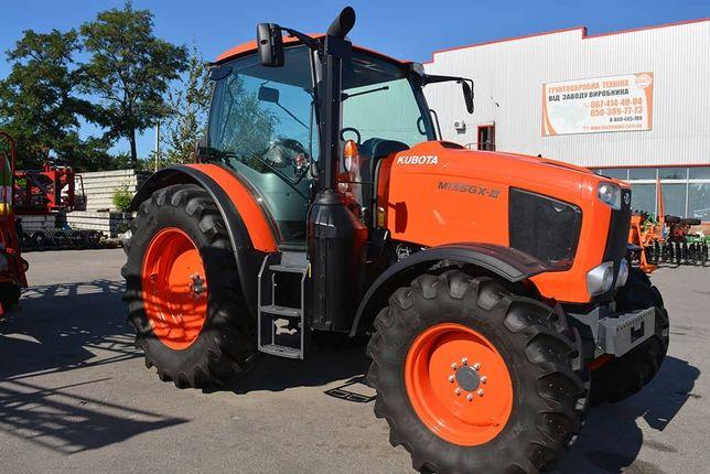 Трактори «Kubota» від офіційного представника в Україні ВК «Технополь»