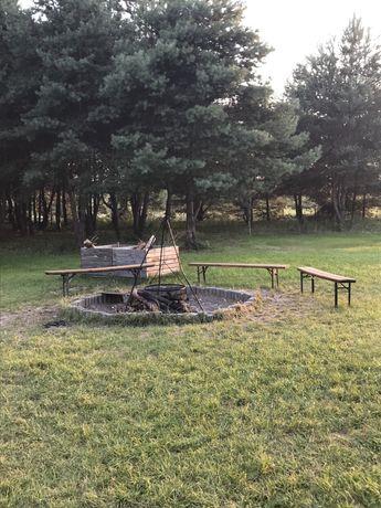 Miejsce postojowe dla kamperow