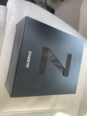 Nowy Samsung Galaxy Z Fold2 5G 256GB Black