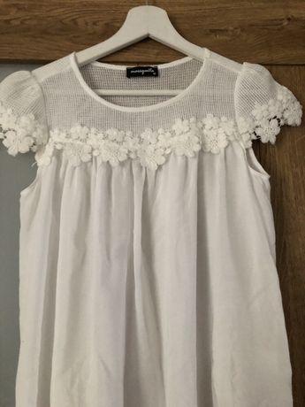 Biała bluzeczka r M
