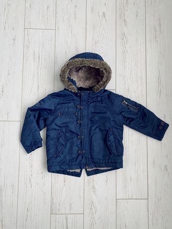 Парка куртка еврозима Next 2-3 (98 см) (как Zara,George,Carter's)