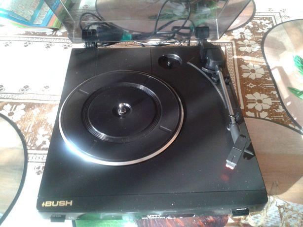 Gramofon Bush MTT1