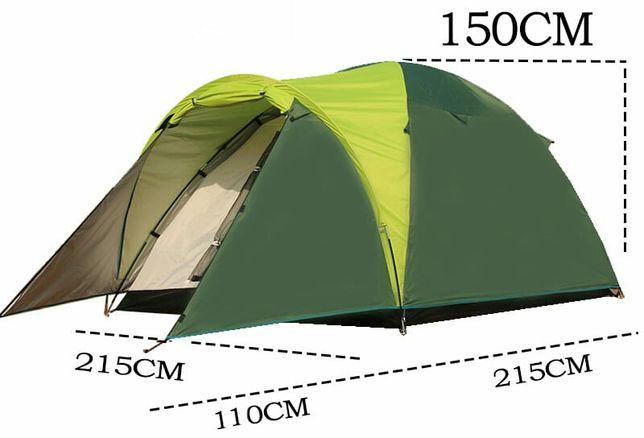 Продам палатку двухслойную.