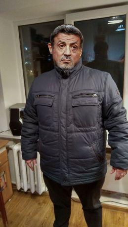 Мужские куртки теплые и легкие пиджак большого размера 4xl