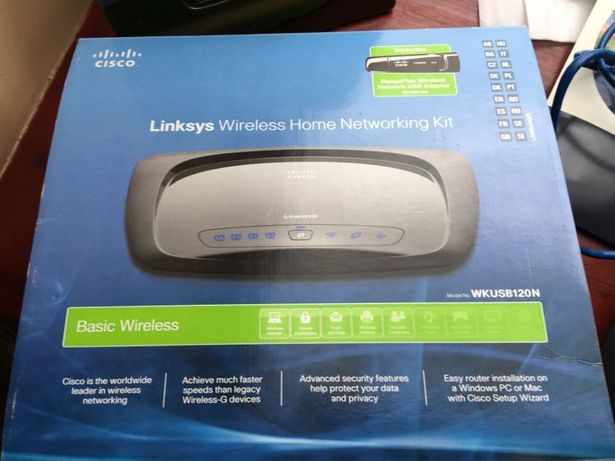 Router linksys cisco