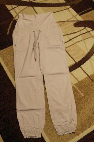 Spodnie ciążowe typu haremki idealne na wiosnę, lato H&M r.36 jak nowe