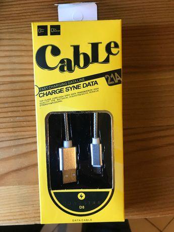 kabel micro usb IOS i Androit