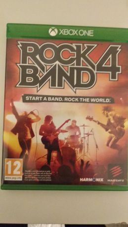 Rock Band 4 Xbox One