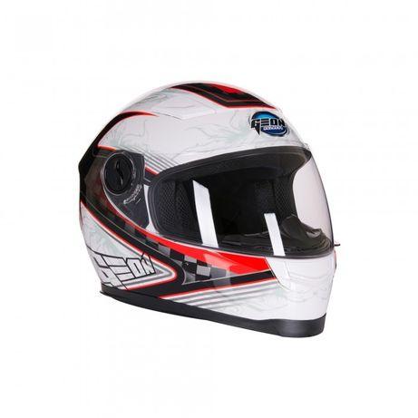 Детский мото авто картинг шлем новый Geon можно на вырост менять разме