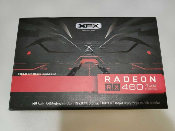 Radeon XFX RX 460 4GB