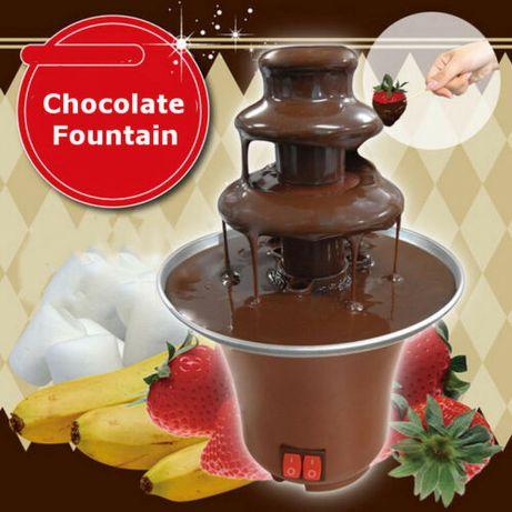 Fonte de chocolate fondue