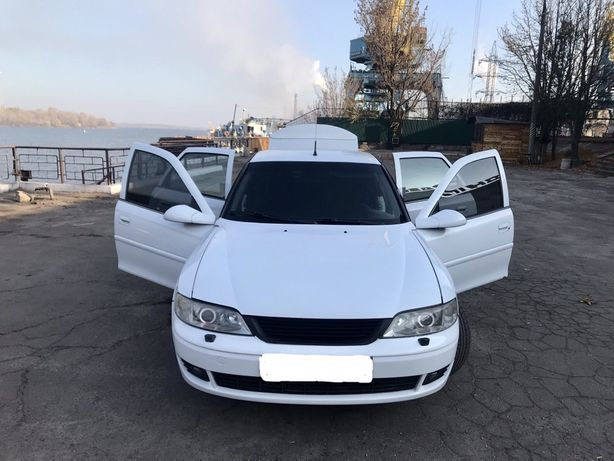 Opel vectra b restyling