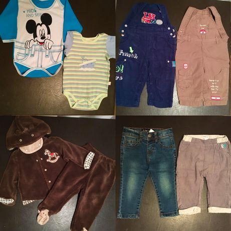 Пакет одежды на мальчика 200 грн.