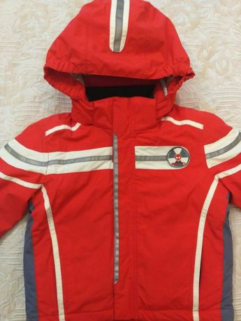 Зимний раздельный термо комбинезон Biting (штаны+куртка) р.92-98