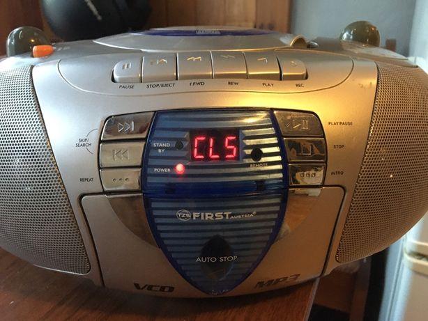 Radio z VCD sprawne