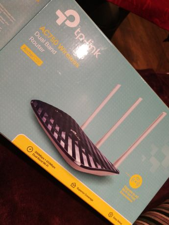 Router AC750 wireless