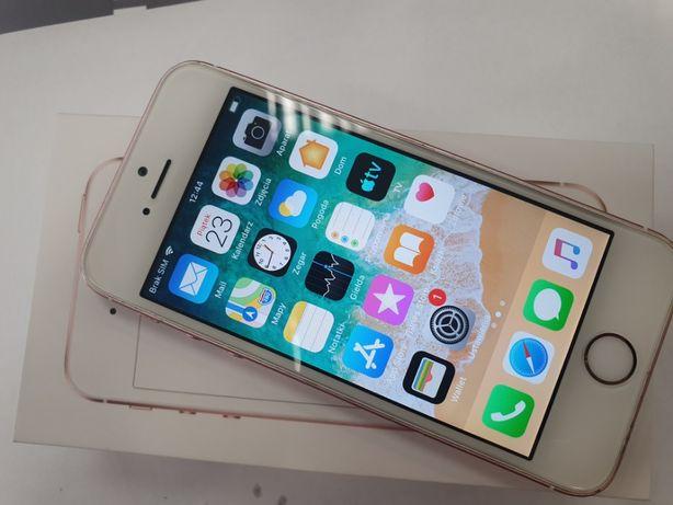 Iphone SE 32GB/ Rose Gold/ 100% sprawny/ Gwarancja/ Świętojańska 40