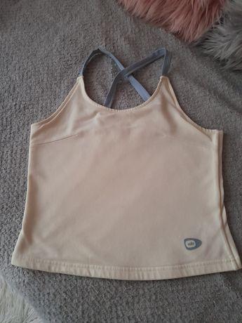 Crop top sportowy bluzka Nike M