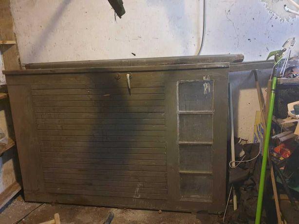 Drzwi garażowe, gospodarcze Oddam!