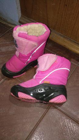 Чобітки ботинки зимние