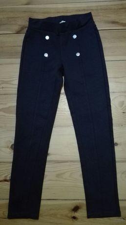 Nowe spodnie CoolClub rozm. 134, eleganckie, rok szkolny