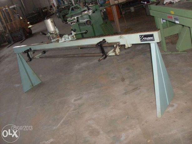 Máquina de persianas Faboc para carpintaria 2000w 220v