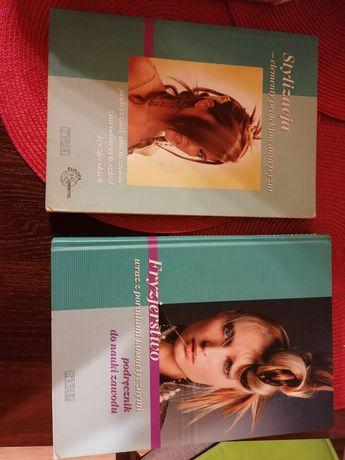 Książki fryzjerskie