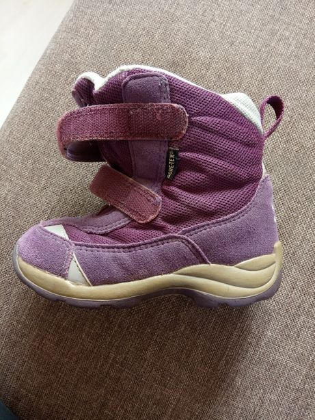 Зимові чобітки.Зимние ботинки,сапоги 24 р