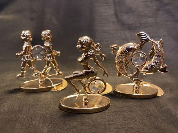 Swarovski figurki Panna Bliźnięta