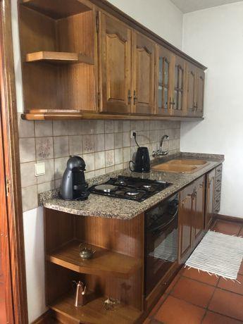 Movel cozinha com forno e placa