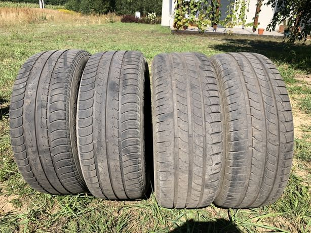 Kola Mercedes Goodyear Eagle NCT5 205/55 16