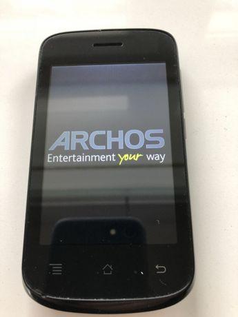 Smartphone Archos 35b Titanium como novo