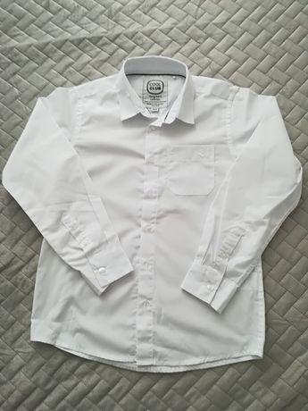 Biała koszula 134