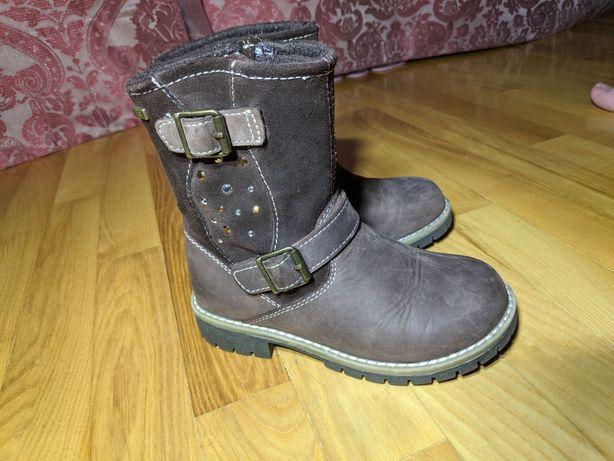 Gabor Ботинки сапожки детские еврозима, стелька 17 см.