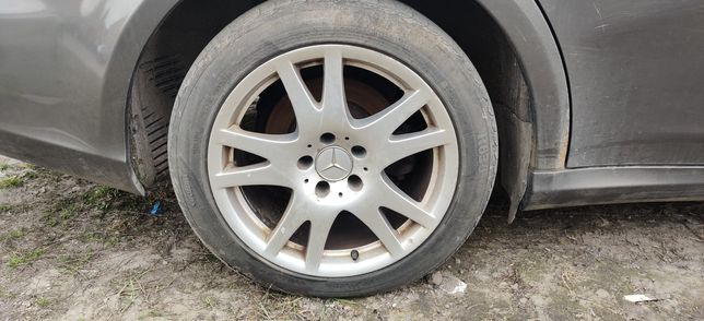 Mercedes w219 w211 CLS alufelgi 17 5x112