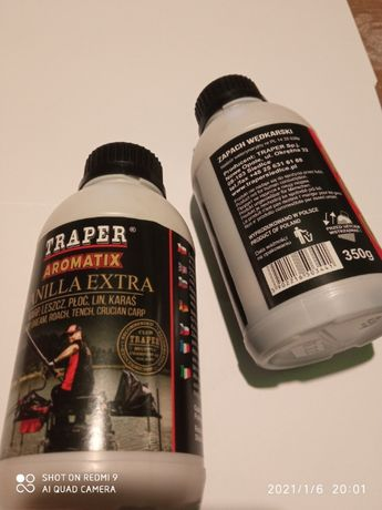 Aromat Traper Vanilia Extra GST