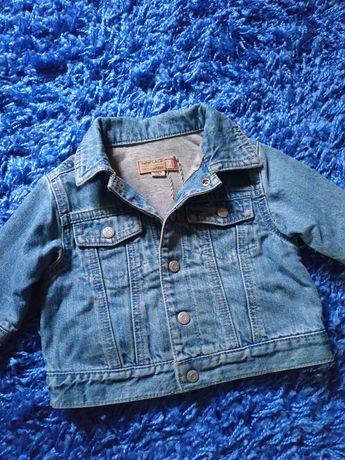 Крутая джинсовая курточка