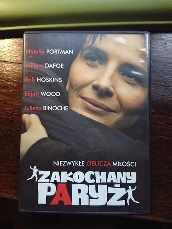 Zakochany Paryż na dvd