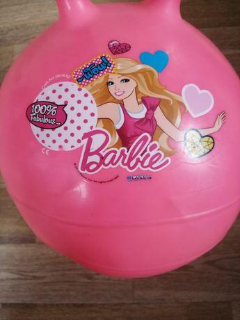 Мяч фитбол с рожками mattel детский барби Barbie.