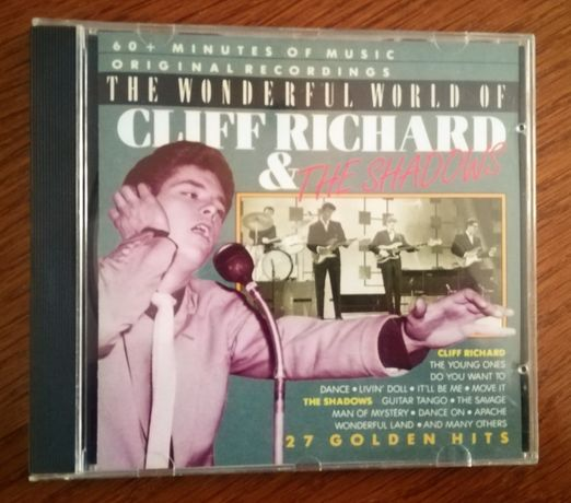 CD | Cliff Richard e The Shadows | The Wonderful World of