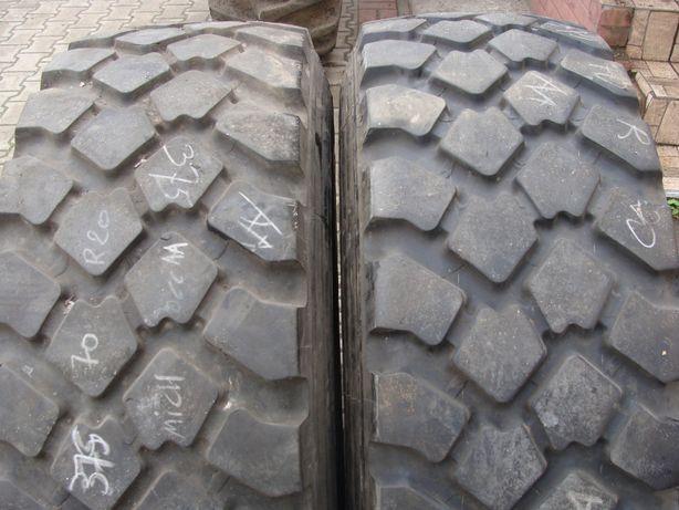Opony 375/70/20 20PR Michelin 2 sztuki