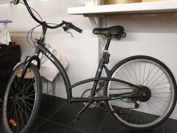 Btwin city bike 1
