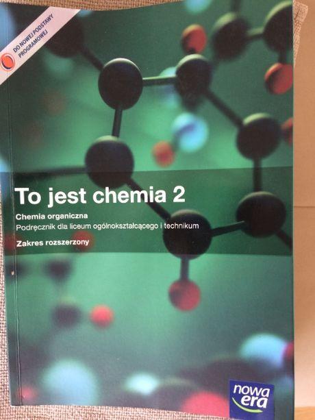 To jest chemia 2. chemia organiczna zakres rozszerzony Litwin. Nowa !
